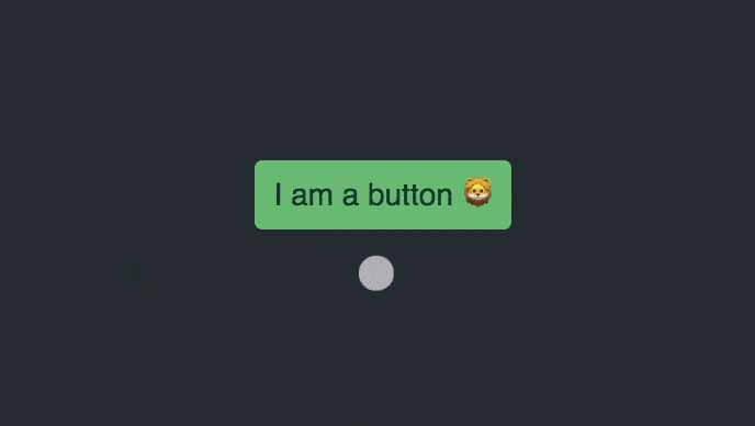 Interactive mouse cursor